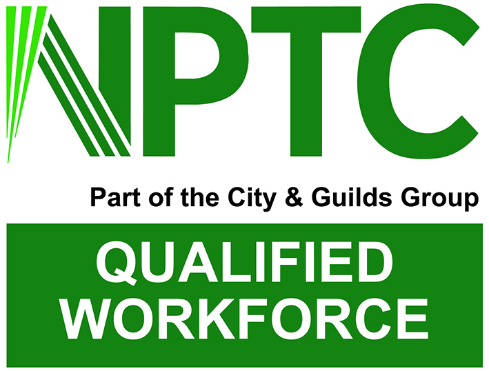 NPTC Certified – Chippings Tree Surgery